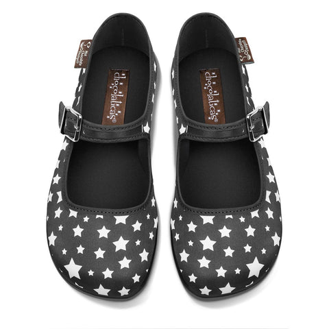 Chocolaticas® Constellation Women's Mary Jane Flat