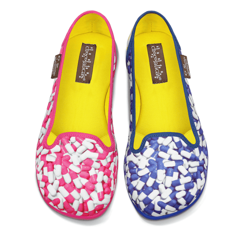 Chocolaticas® Pills Women's Slip-On
