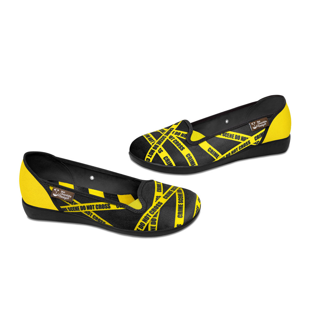 Chocolaticas® Crime Women's Slip-On