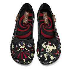 Chocolaticas® Freak Show Women's Slip-On