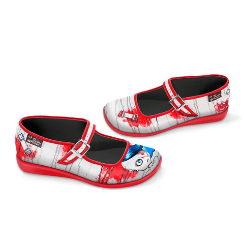 Chocolaticas® Horror Lolita Women's Mary Jane Flat
