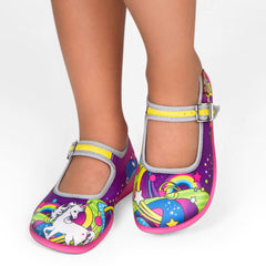 Mini Chocolaticas® Lucy In The Sky Girls Mary Jane Flat