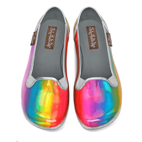 Chocolaticas® Ombre Women's Slip-On