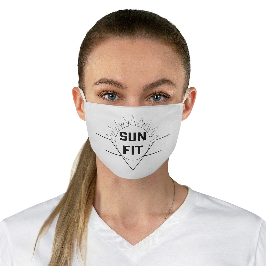 White SunFit Masks