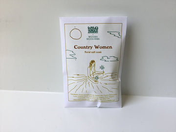Country Women Bath Soak