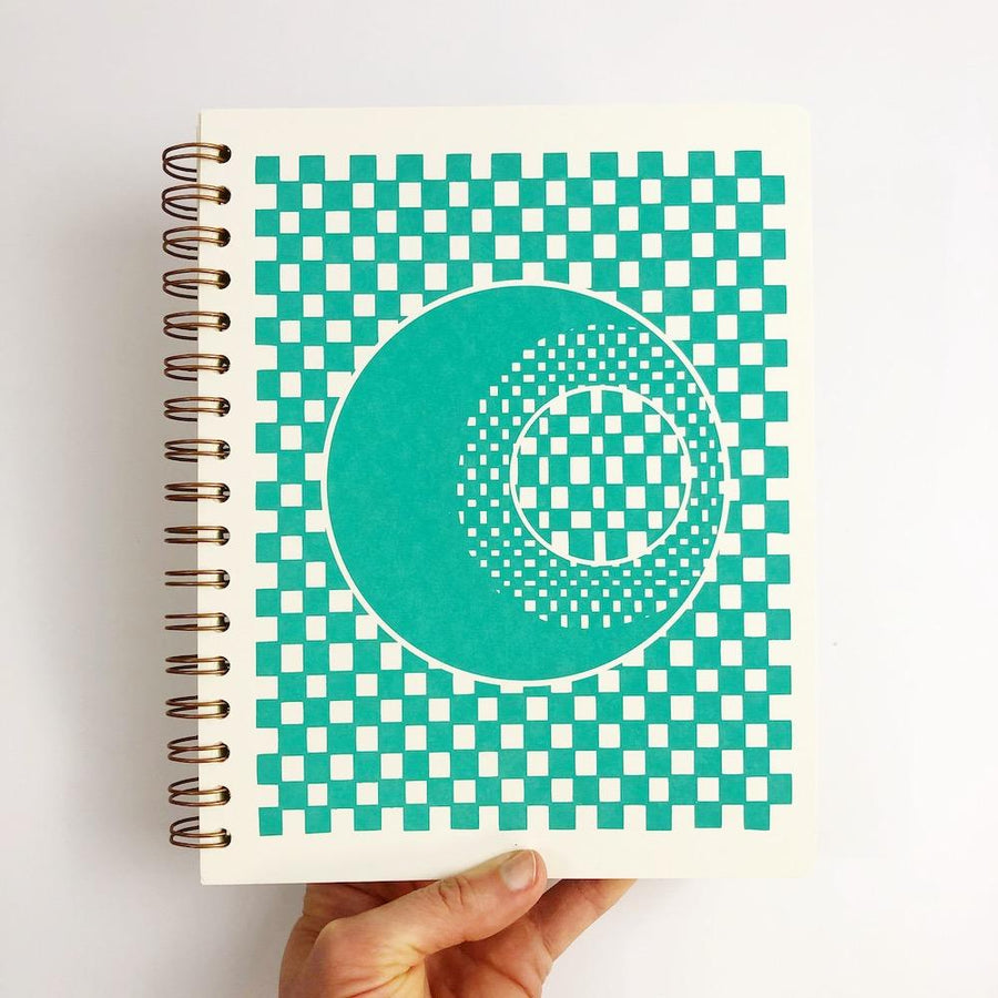 Checker Moon Journal