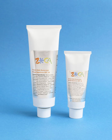 Ocean-Safe Sunscreen Broad Spectrum SPF 36