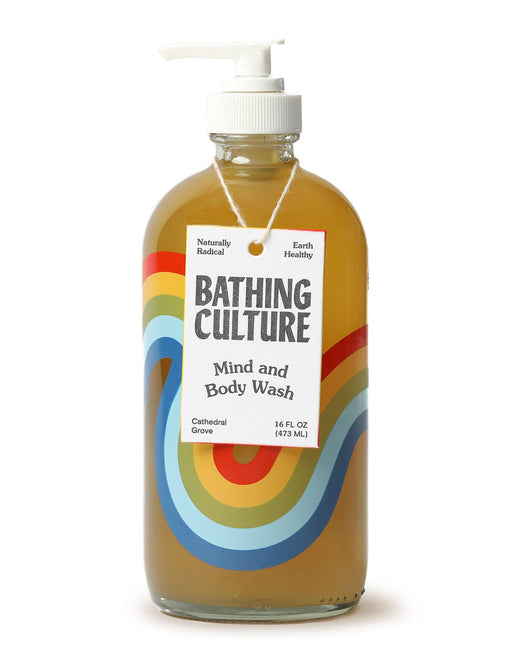 Bathing Culture Biodegradable Mind + Body Wash