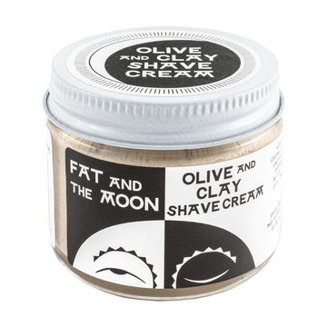 Olive and Clay Shave Cream