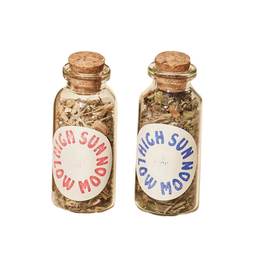 Loose Incense Blends from High Sun Low Moon