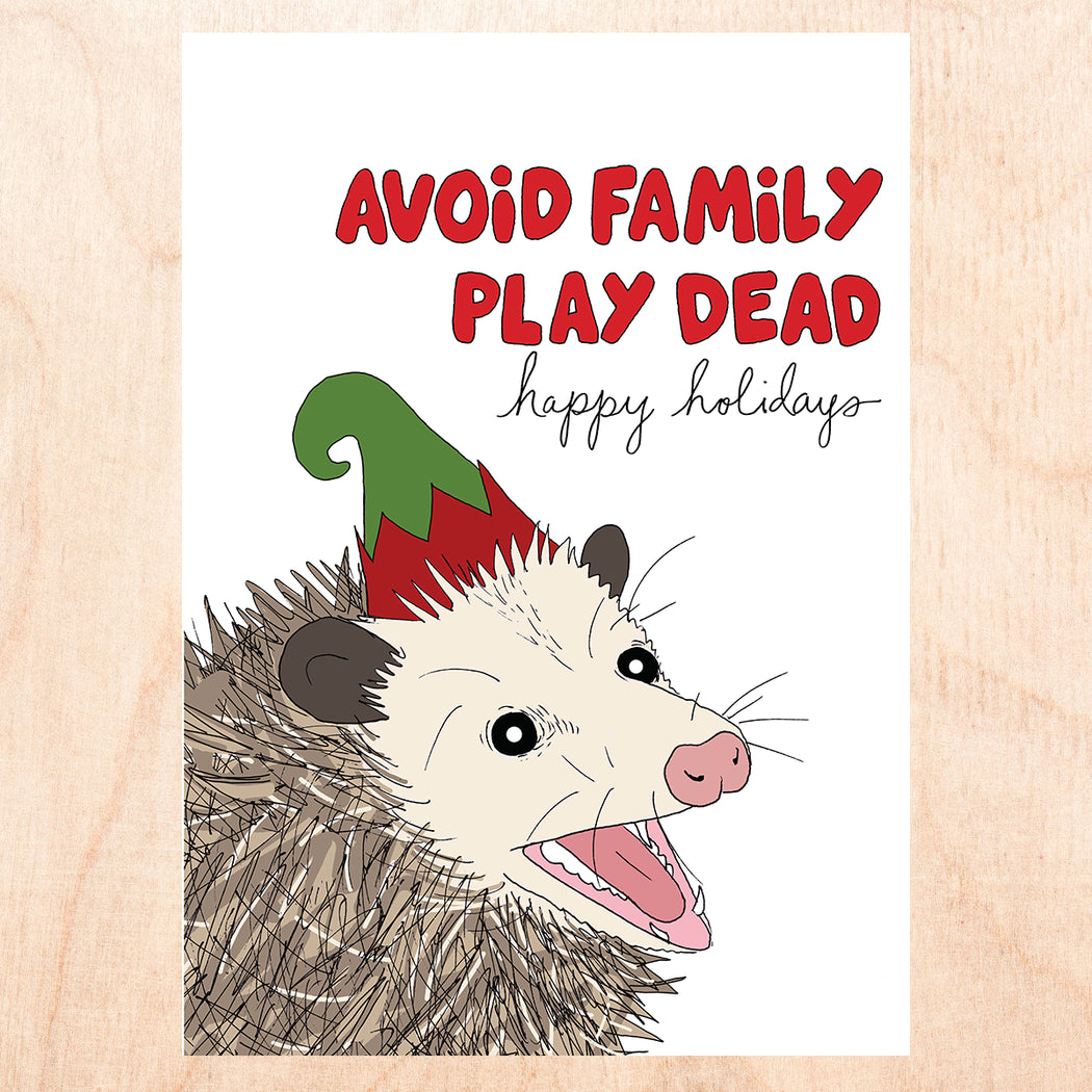 Avoid Family Card