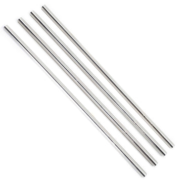 Straight Metal Straws