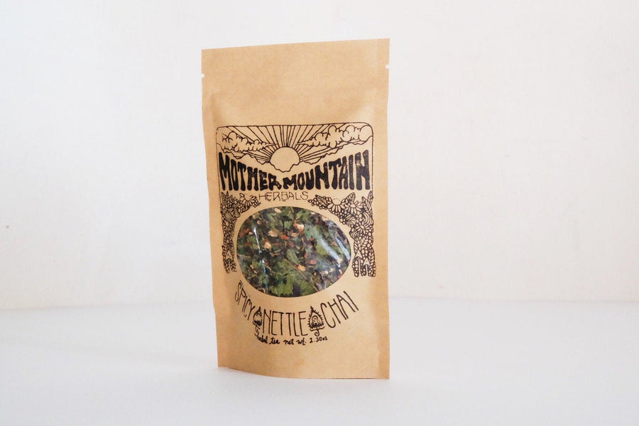 Spicy Nettle Tea *caffeine free!