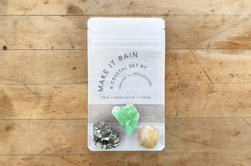 Make It Rain Crystal Kit