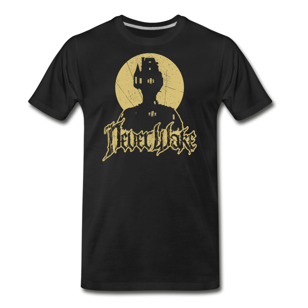 Trapped Inside - Premium T - black
