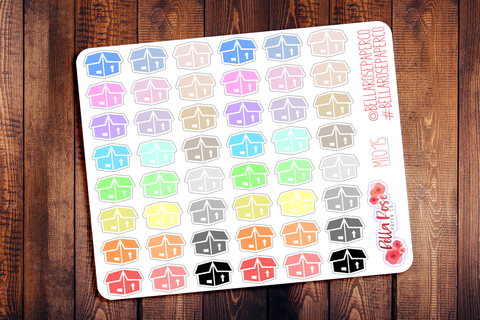 Package Mini Icon Planner Stickers MI015