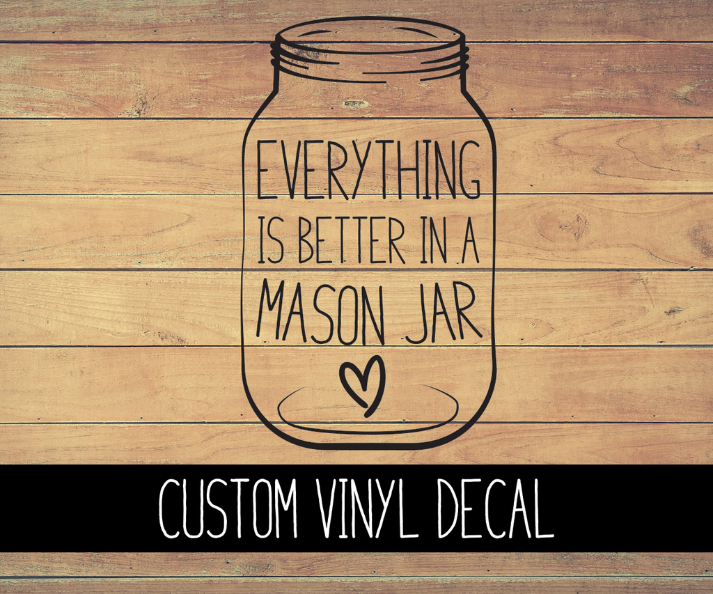 Hot Southern Mess Mason Jar Vinyl Decal Country Decal Mason Jar Decal Hot Southern Mess Car Decal Yeti D Decals For Yeti Cups Cup Decal Glitter Mason Jars
