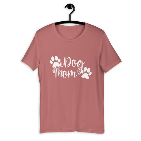 Dog Mom Short-Sleeve T-Shirt