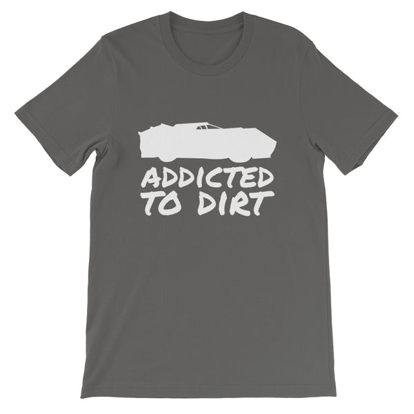 Addicted to Dirt Short-Sleeve T-Shirt