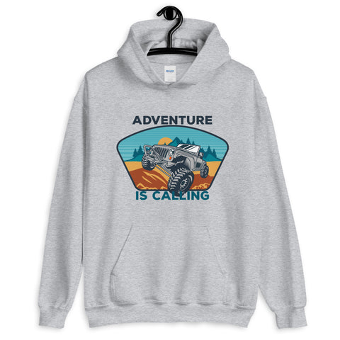 Adventure Is Calling Hoodie