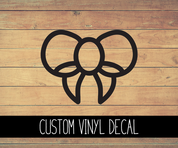 BRPC Official Bow Vinyl Decal