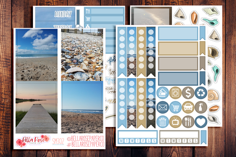 Outer Banks Photo Mini Sticker Kit SM302