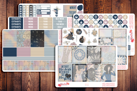 See The Stars Planner Sticker Kit SP202