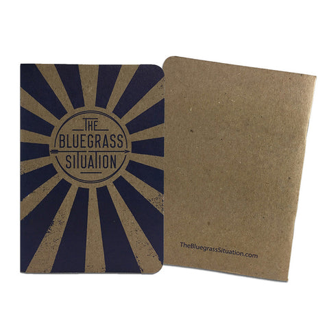SCOUT BOOKS X BGS NOTEBOOK (Pack of Three)