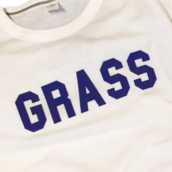 BGS BLUE GRASS CREWNECK TEE
