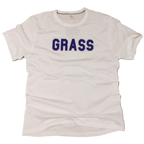 BGS [BLUE] GRASS CREWNECK TEE