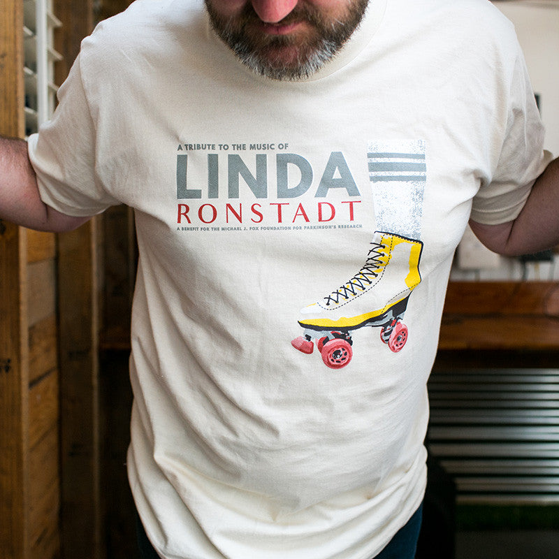 A TRIBUTE TO LINDA RONSTADT CREWNECK TEE