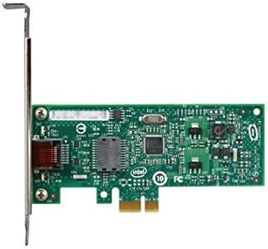 Intel Gigabit CT Pcie Ethernet Adapter EXPI9301CTBLK
