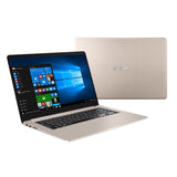 ASUS S510UA-Q52S – 2 year ASUS warranty
