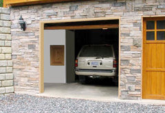 Custom Garage Dumbwaiter