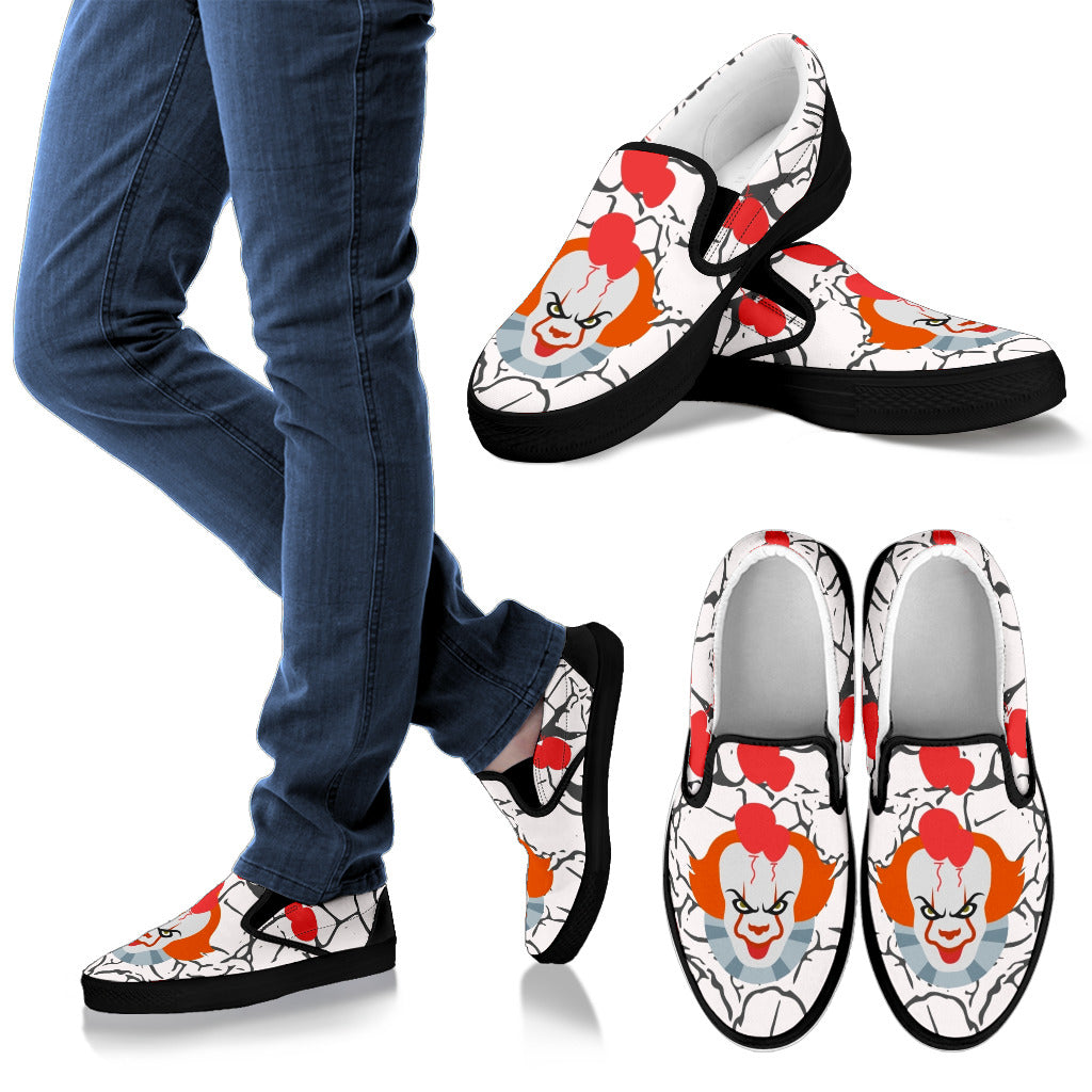 Clown Shoes Men's Slip Ons