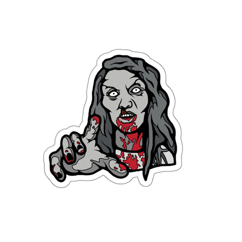 Living Dead Girl Sticker