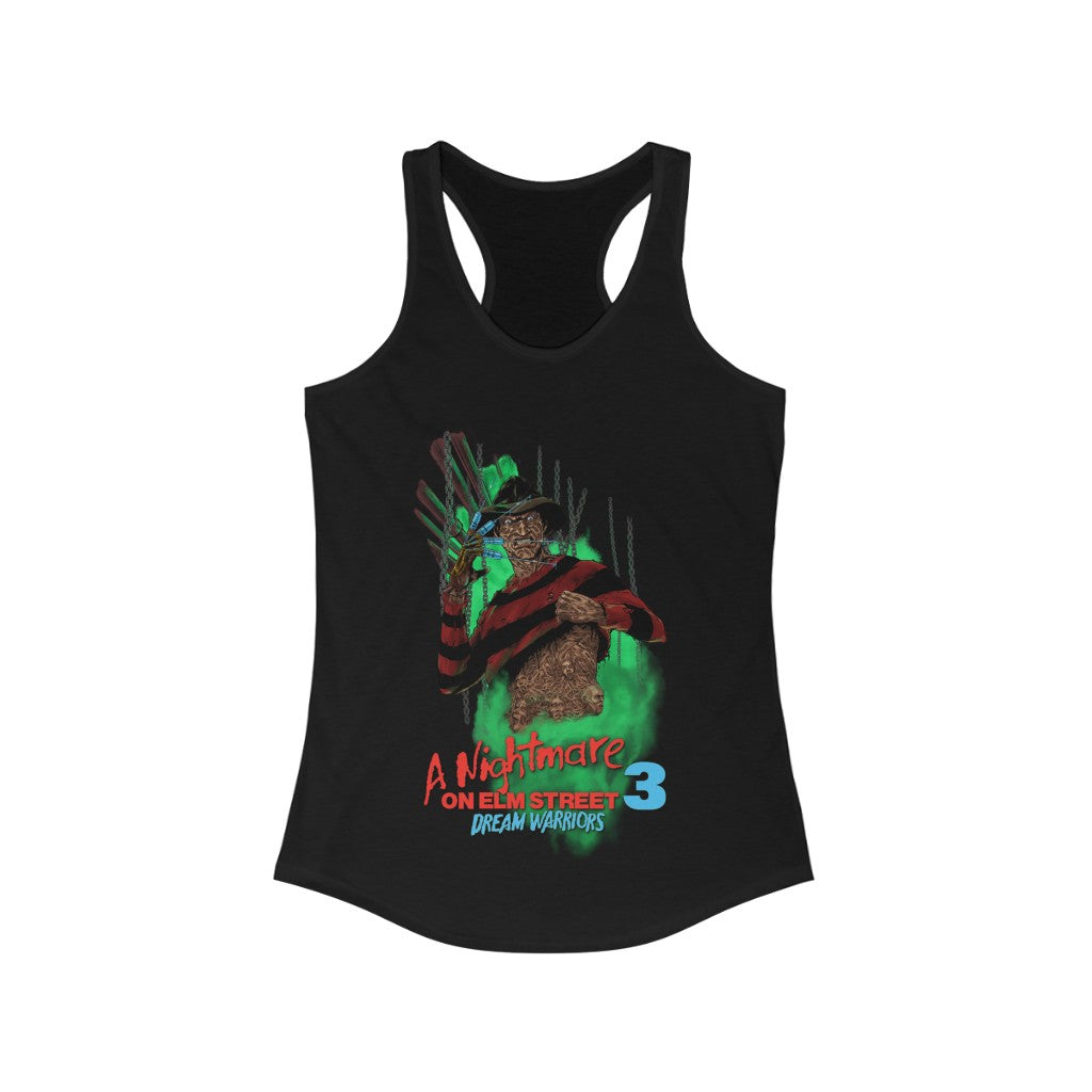 Dream Man Women's Ideal Racerback Tank