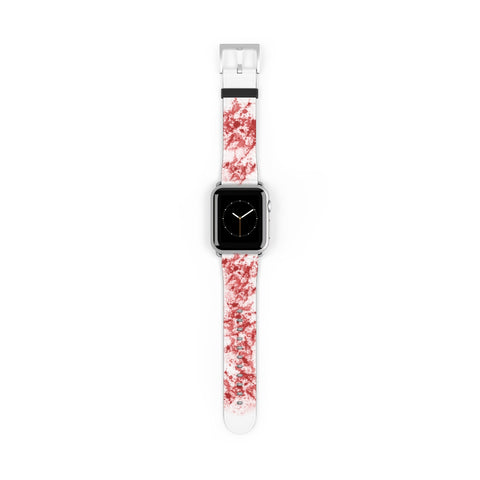 Blood Splatter iWatch Band