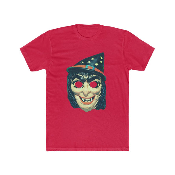 Retro Witch Mask Tee