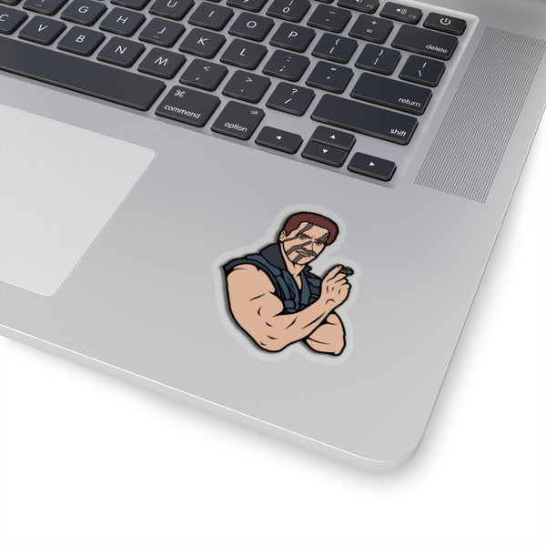 Matrix Sticker