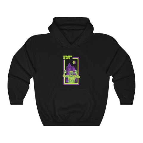 Spooky Is Life Unisex Heavy Blend™ Hooded Sweatshirt