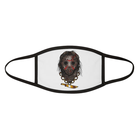 friday the 13th, jason voorhees, face mask, ornament, horror movies, scary basement media