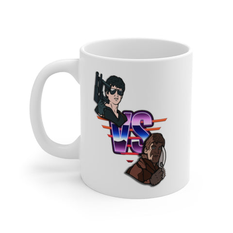 Totally VS Bad Cop 11oz Mug