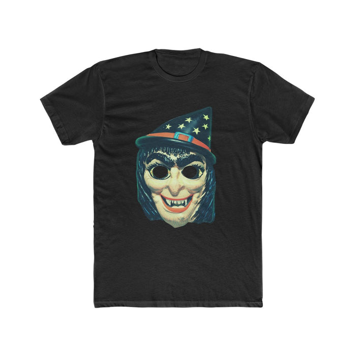Retro Halloween Mask Tees