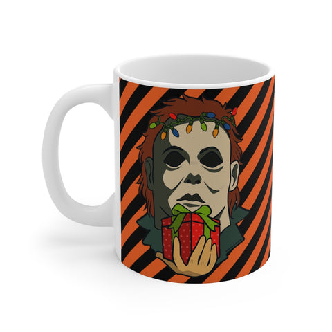 Boogeyman Seasonal Slasher Mug 11oz
