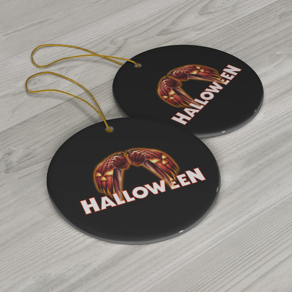 Halloween, christmas tree, skirt, holiday, michael myers, slasher, horror movies