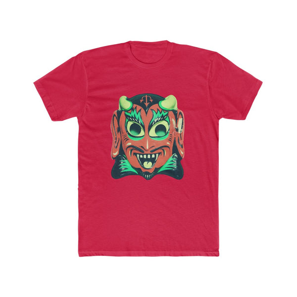 Retro Devil Mask Tee