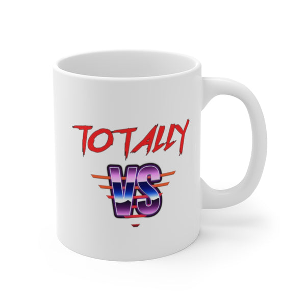 Totally VS Let Off Some Steam 11oz Mug