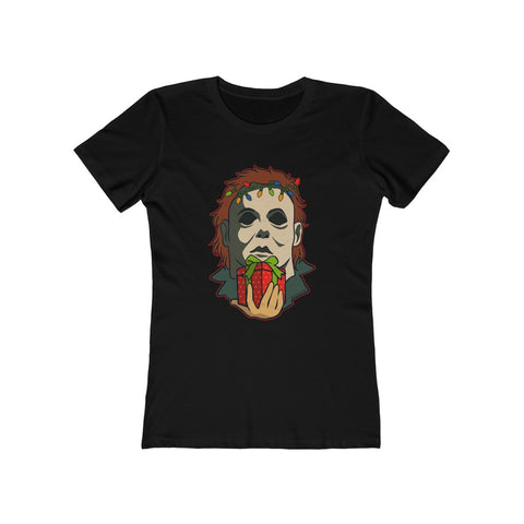 Boogeyman Seasonal Slashers Women's Tee