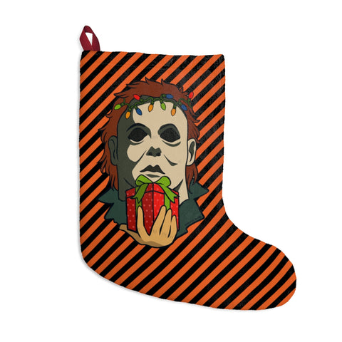 Boogeyman Seasonal slasher Holiday Stocking